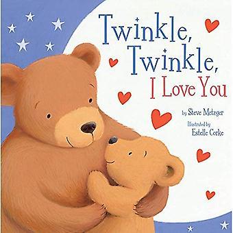 Twinkle Twinkle Jag älskar dig