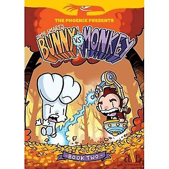 Bunny vs Monkey: Book 2 (The Phoenix Presents)
