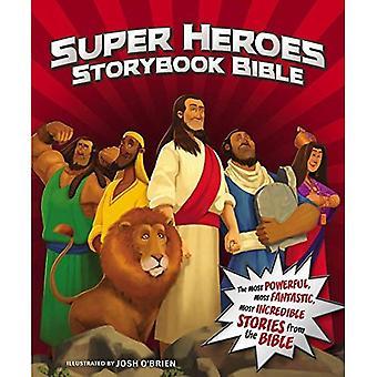 Super héros romanesque Bible