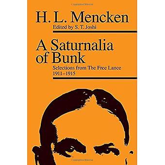Una Saturnalia de litera: selecciones de Free Lance, 1911-1915