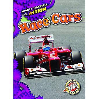 Race Cars (Mighty Machines in Action)