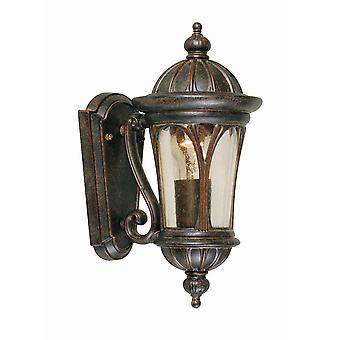 New England wand lantaarn klein - Elstead verlichting