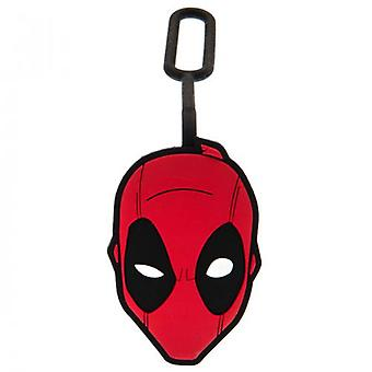 Deadpool Luggage Tag