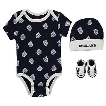 England Baby Pattern 3 Piece Set