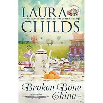 Broken Bone China: A Tea Shop Mystery #20