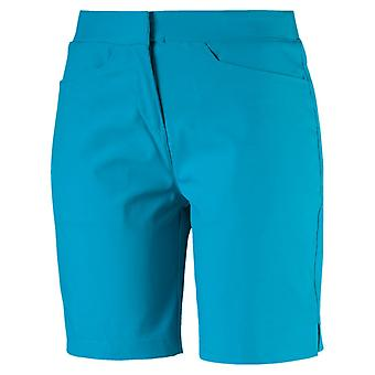 PUMA pounce Bermuda women's woven shorts blue