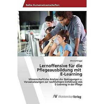 Lernoffensive fr sterven Pflegeausbildung mit ELearning door Knigge Christa