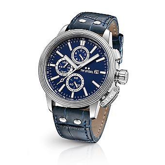 Tw Steel Ce7007 Ceo Adesso Chronograaf Horloge 45mm