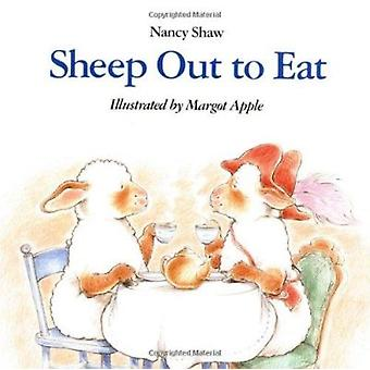 Sheep out to Eat by Nancy Shaw - Margot Apple - 9780395720271 Book