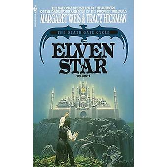 Elven Star by Margaret Weis - Tracy Hickman - 9780553290981 Book