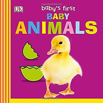 Baby's First Baby Animals by DK - 9781465466464 Book