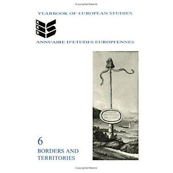 Borders and Territories by J. Th. Leerssen - Manet Montfrans - 978905