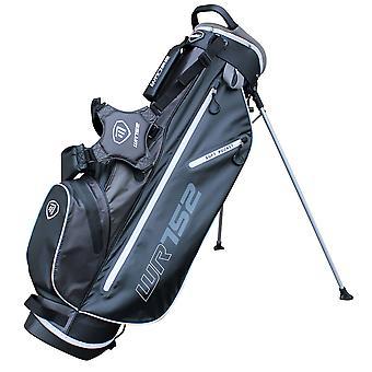 Masters WR752 vandtæt stativ bære Golf taske 4 Way Top sort