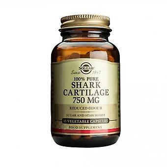 Solgar 100% Pure Shark Cartilage 750mg Caps 45 (2600)