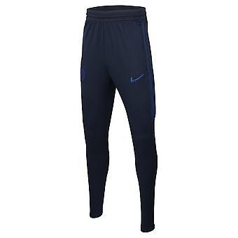 2019-2020 Chelsea Nike Training Pants (Obsidian) - Kids