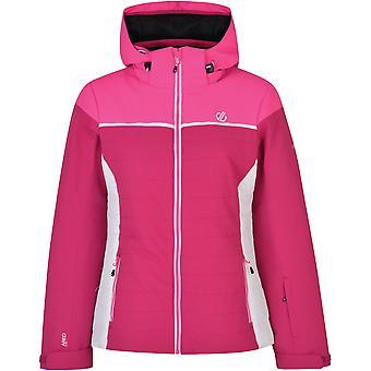 Våga 2b Womens Sightly vattentät andas Ski Coat jacka