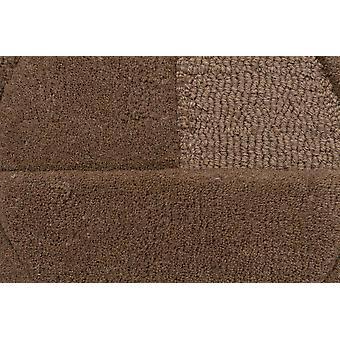 Moderno Gigi mink rektangel mattor moderna mattor