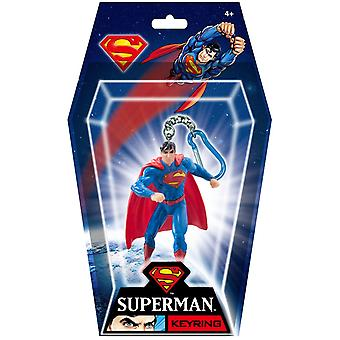 PVC Figural Key Chain - DC Comic - Superman Figure New Gifts Toys 45068