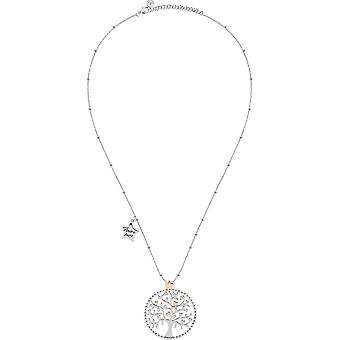 Morellato Woman Stainless Steel Pendant Necklace SAQE11
