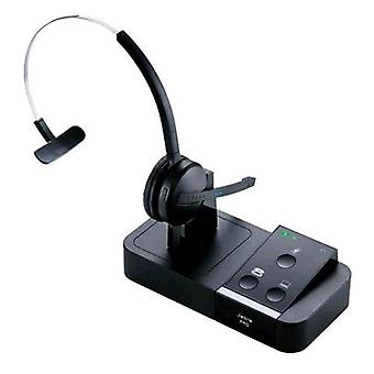 Jabra pro 9450 headset with mono dect microphone