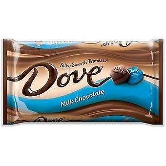 Dove melkesjokolade silkeaktig glatt løfter Chocolate Candy