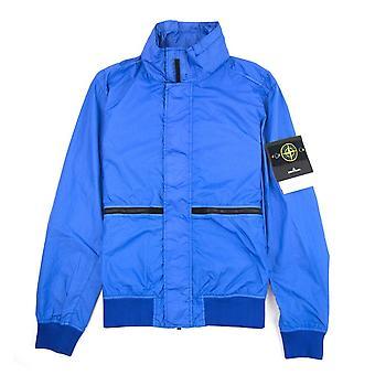 Stone Island Membrana 3l Tc Jacket Blue V0043