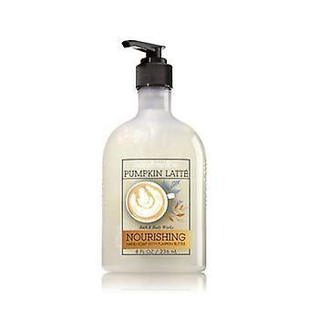 Bath & Body Works Marshmallow Pumpkin Latte Hand Soap 8 fl oz / 236 ml