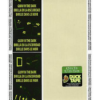 Glow In The Dark Duck Tape Sheets 8.5