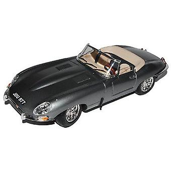 Burago Jaguar  E  Cabriolet (1961) (Toys , Vehicles And Tracks , Mini Vehicles , Cars)