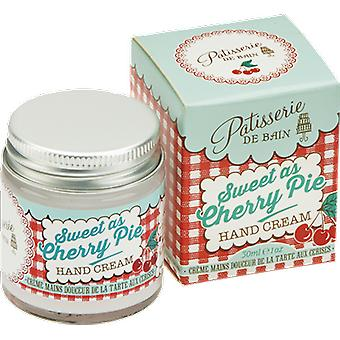 Rose & Co. Patisserie de Bain Sweet as Cherry Pie Hand Cream Jar