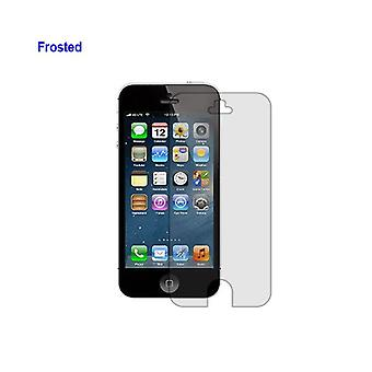 Antiriflesso opaco screen protector per iPhone 5 pezzo 1/5S