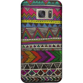 Tribal-001 cover for Galaxy S7 Edge