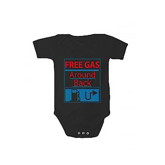 T-shirt with print baby Bodysuit-free gas other page in different languages
