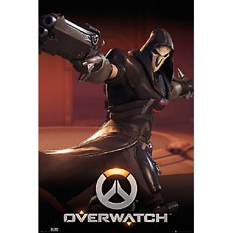 Overwatch - Reeper Poster Poster Print