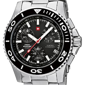 Swiss Military by Chrono Mens clock 20084ST-1M
