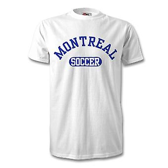 Montreal Soccer T-Shirt