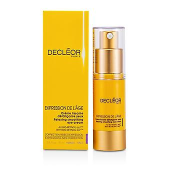 Decleor Expression de L'Age entspannenden Eye Cream 15ml/0,5 oz