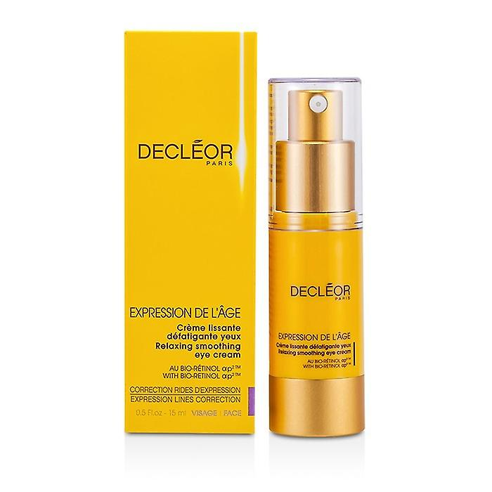 Decleor Expression de LAge Relaxing Eye Cream 15ml/0.5oz