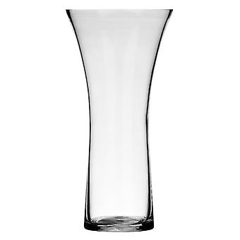 Glass Vase Household Lounge Dining Diam.13cm
