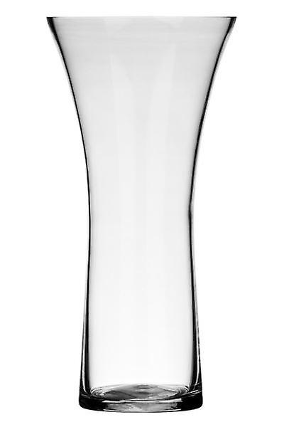 Glass Vase Household Lounge Dining Diam.13cm
