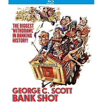 Bank Shot [BLU-RAY] USA import