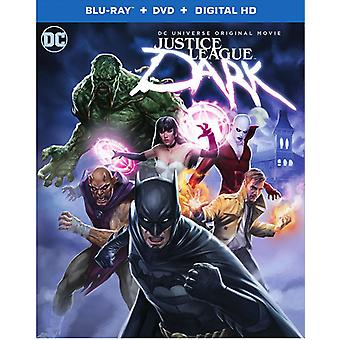 Justice League Dark [Blu-Ray] USA import