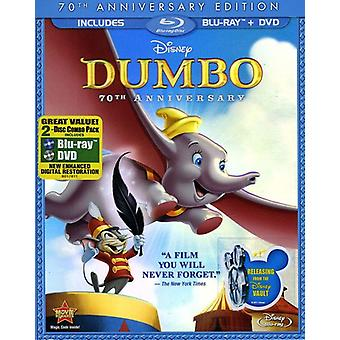 Dumbo [BLU-RAY] USA import