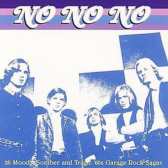 Nej nej nej - ingen nej nej [CD] USA importerer