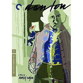 Danton [DVD] USA import