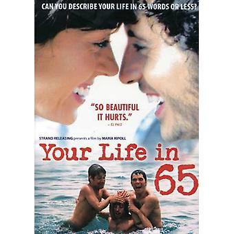 Dit liv i 65 [DVD] USA importerer
