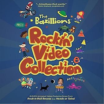 Importare Bazillions - Rockin USA Video Collection [DVD]