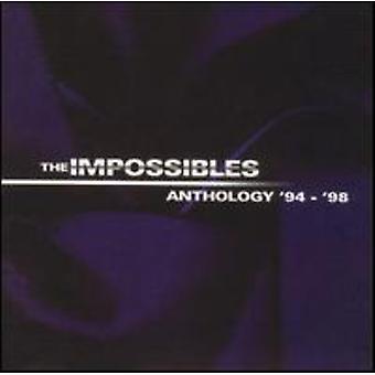 Impossibles - antologi [CD] USA importerer