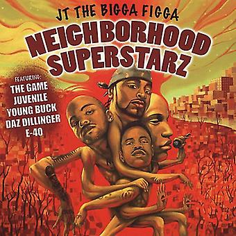 J.T. Bigga Figga - kvarter Superstarz [CD] USA import