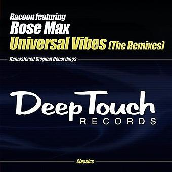Racoon - Universal Vibes (Remixes) [CD] USA Import